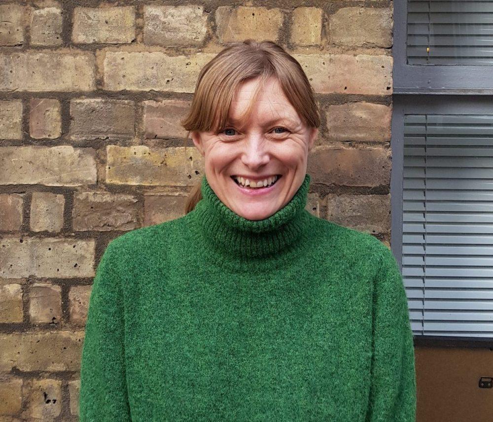 Portrait of Carrina Gaffney