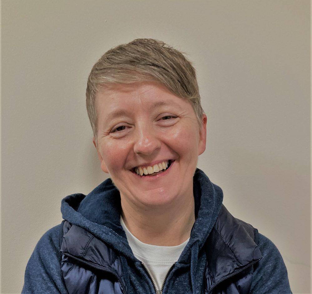 Portrait of Karen Crompton